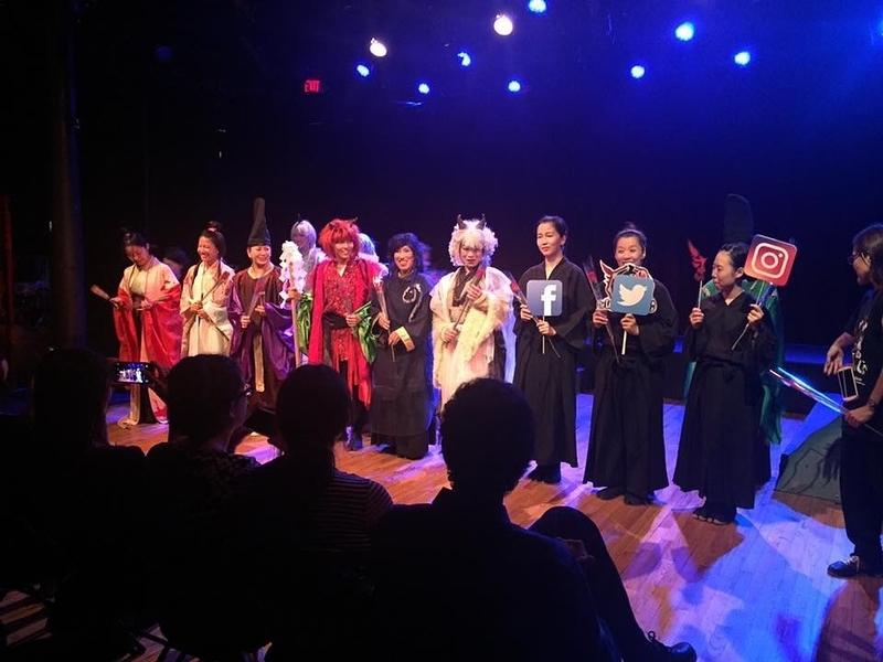 ニューヨーク公演