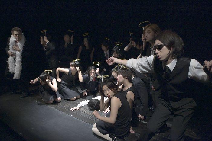 劇団銀石『ブラウファウスト』2場より