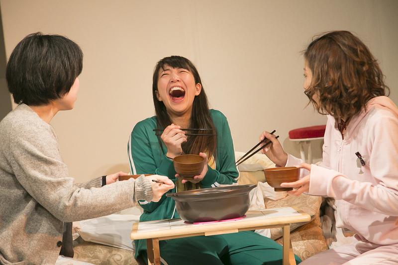 「おいしい鍋と愛の話」ねぎの山