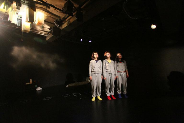 「すいっちおん!」公演写真