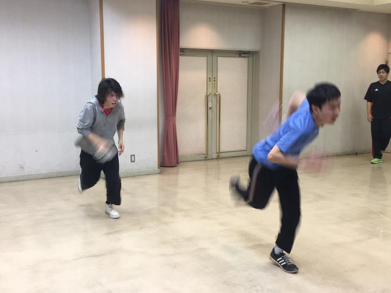 走りまくれ!