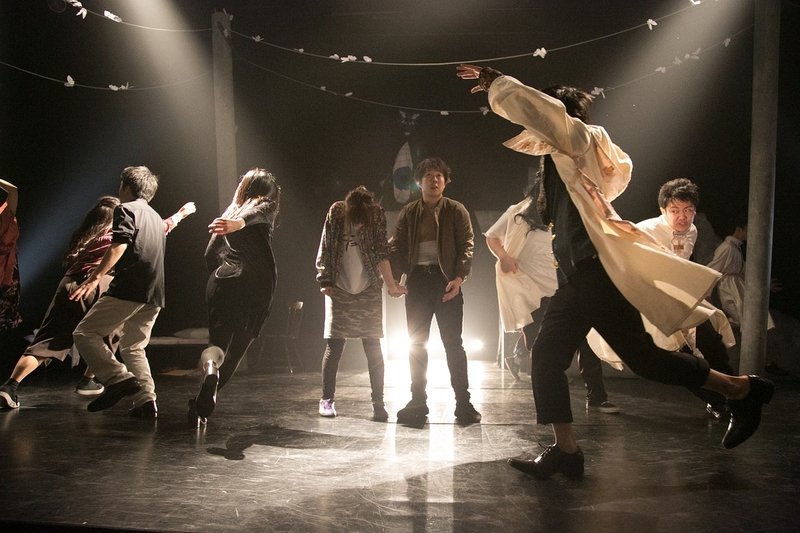 クラアク芸術堂 第1回公演『5月の蝶』