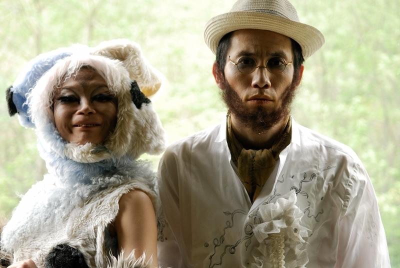 2008年新作公演「ガリバー&スウィフト」イメージ写真03