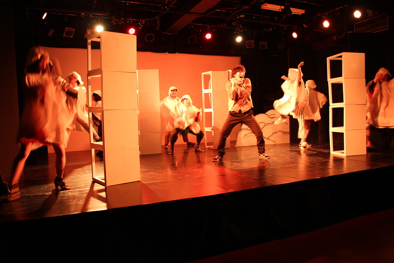 『タケカミカケタ』舞台写真2