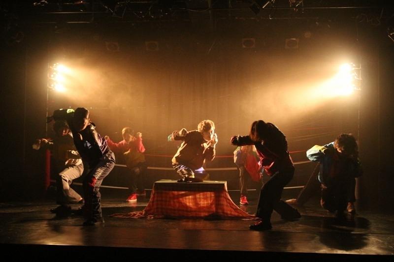 『雪先』舞台写真3