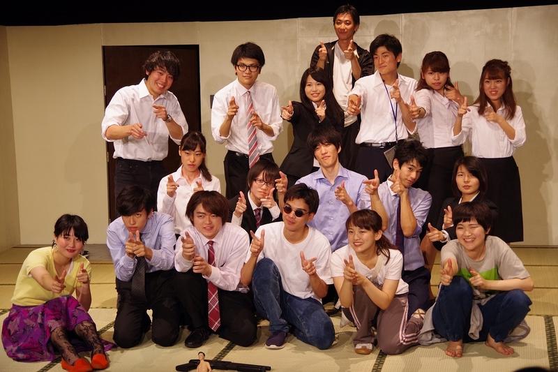 学窓座集合写真(2017年7月)
