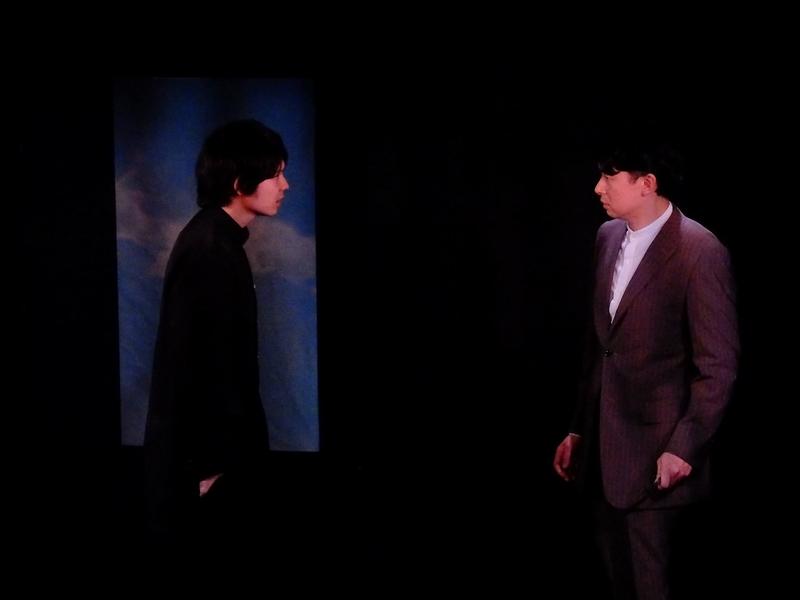 フライングステージ「新・こころ」2016年3月 SPACE梟門