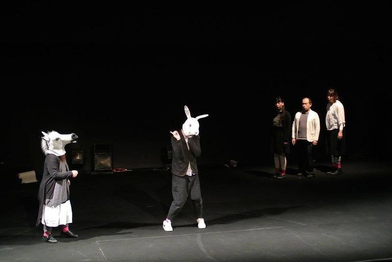 「薄暮(haku-bo)」札幌公演 撮影;n-foto 原田直樹