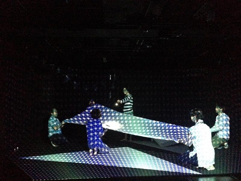「ブルーマウンテン号の卵と間違い探し」大阪公演
