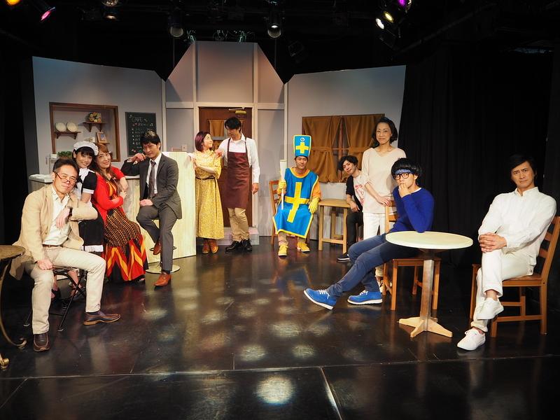 舞台集合写真・衣装