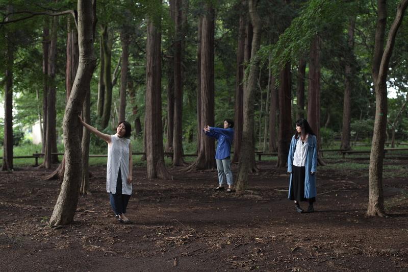 シェイクスピア没後402年記念ツアー公演【 HAMLET be 】キービジュアル