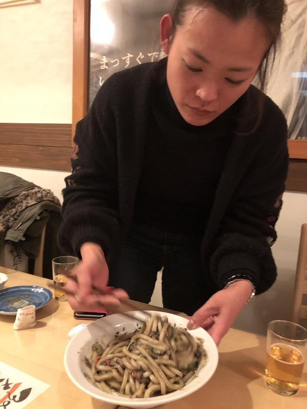じゃじゃ麺