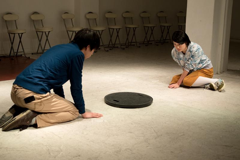 『ドンゴラス~広志、生きてるか?~』舞台写真