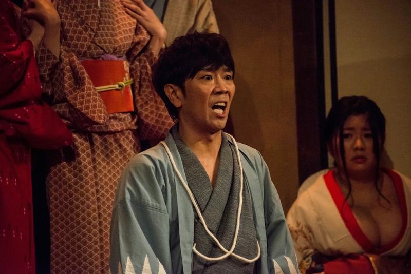 内田岳志...山南敬助(ダブルキャスト)