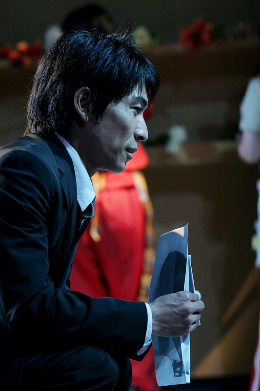 高橋みのる…津田光太郎