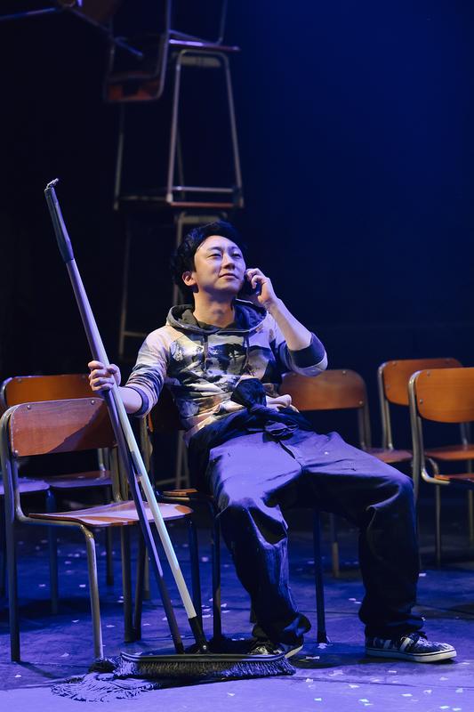 卒業公演 「青春超特急」公演写真⑯