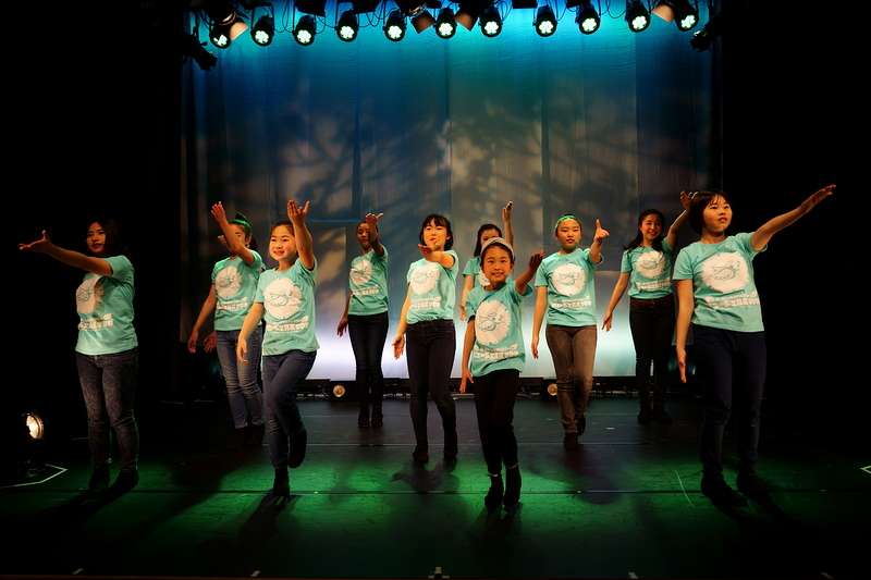 ミュージェルkobe Presentation Stage『We are!!』 より