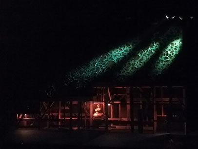 人魚 舞台写真