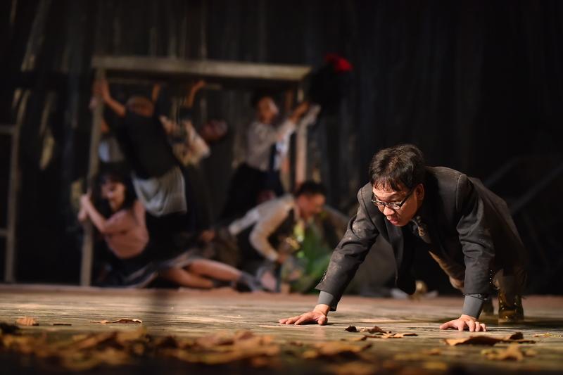 『ワーニャ伯父さん』(作:チェーホフ)共同制作 with 国立ベトナム青年劇場