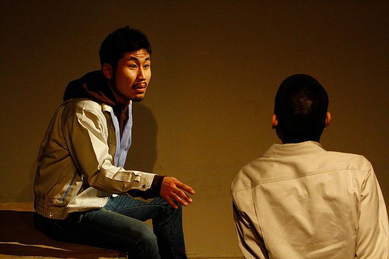 第1回公演『ゼンイとギゼンの間で呼吸する世界』舞台写真7