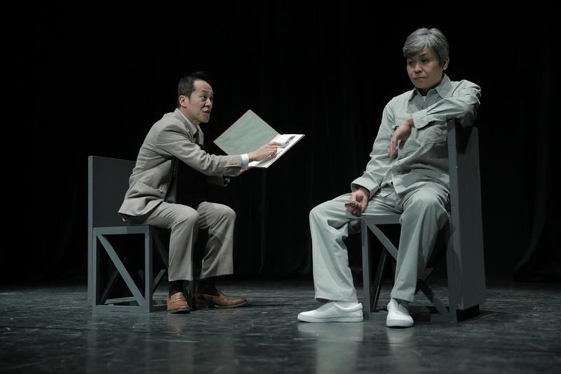 「源八橋西詰」舞台写真-1(撮影:堀川高志)