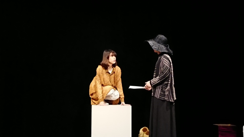 2019.1 私戯曲 りんごのうた 愛情編