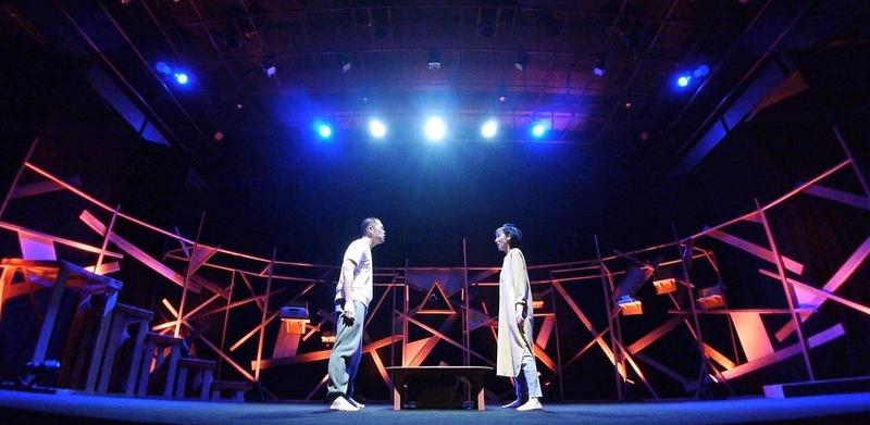 ヒカリノオト第6回公演「さよなら、サンカク」キビるフェス参加作品