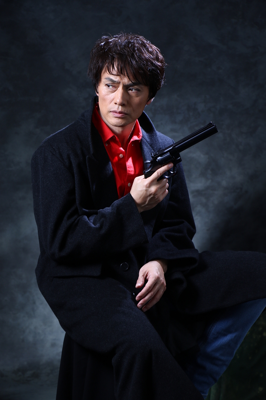 松村雄基、日系マフィア・ジョーを演じます!