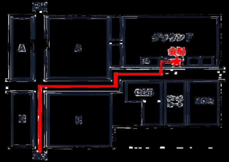 山形大学小白川キャンパス学内地図