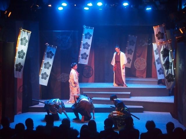 第十五回公演「旗裏縁-本能寺異聞-」