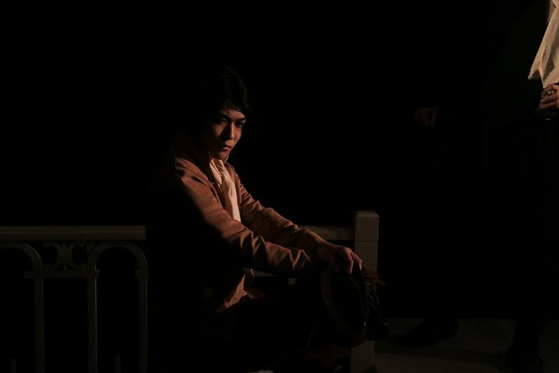 舞台写真CYRANO DE BERGERAC