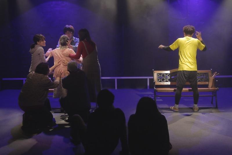 「たそかれ。」舞台写真13