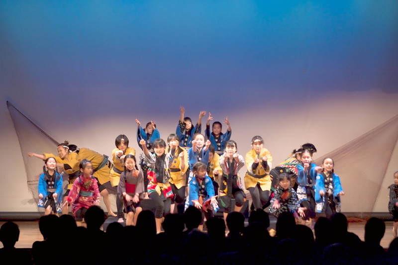 第一回公演「みすゞさんあそぼうよ!」