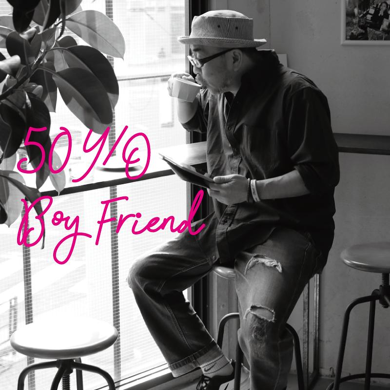 50y/o BoyFriend