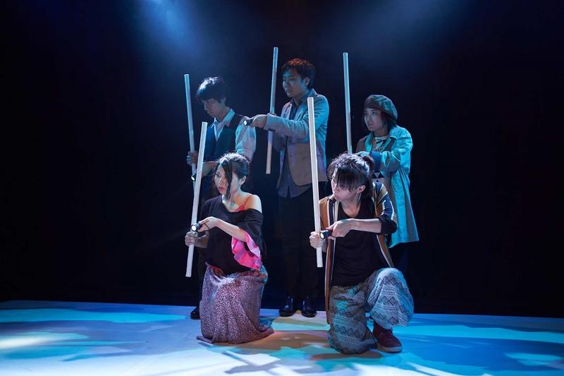 夜に踊るアネモネ 公演写真