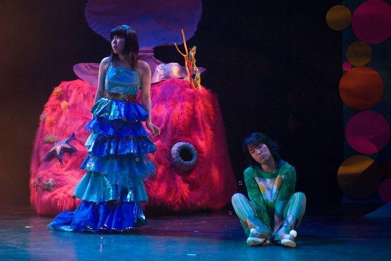人魚とハイヒール 公演写真