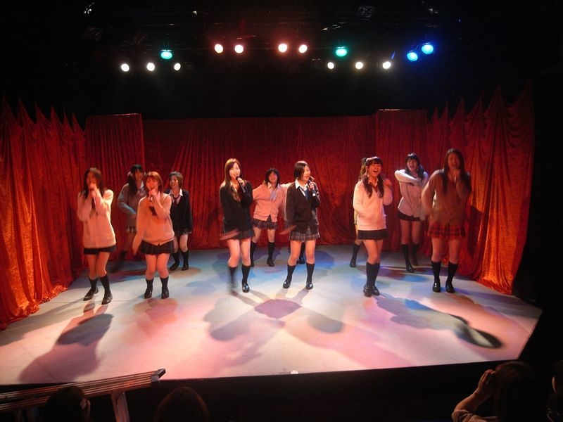 Vol.04 アイドルが歌って踊る05