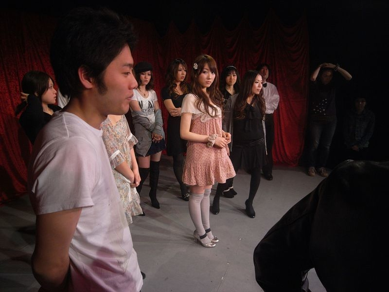 Vol.04 アイドルが芝居する