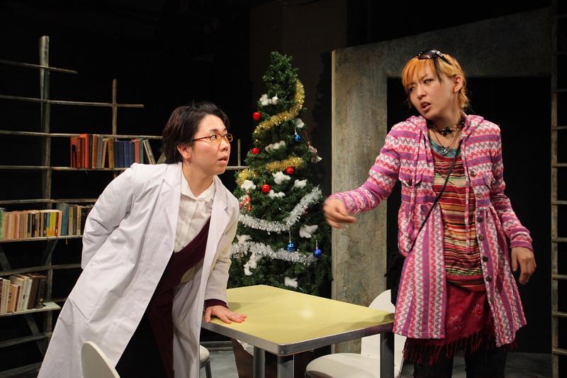 第11回公演  「日本語がなくなる日」