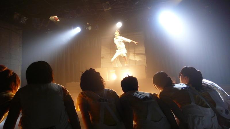 SCRAMBLE Egg 再演 (2007.4)