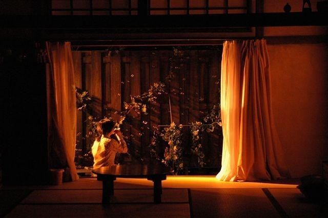studio salt第5回公演「トントコトン」舞台写真