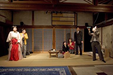 合田(写真右端)の秘密