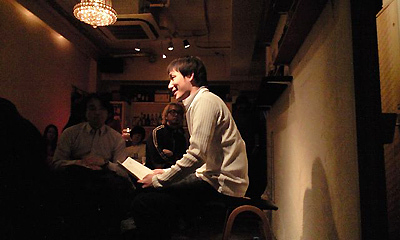 shelf prd. 『モノガタる/ミセる ― Voice, narrative and dialogue+MUSIC!』 1/3