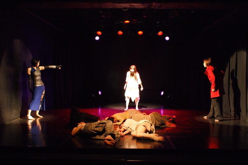 第3回公演「OCT」公演写真