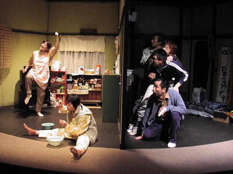 第16回公演「虹のカマドウマ」