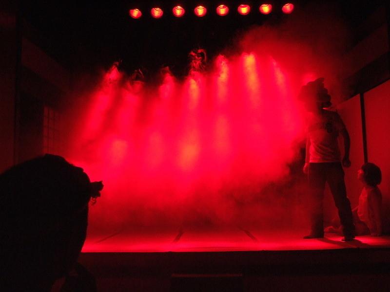 携帯魔神サンボン舞台写真