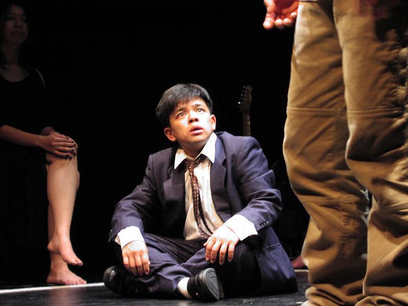 第17回公演「男亡者の泣きぬるところ」