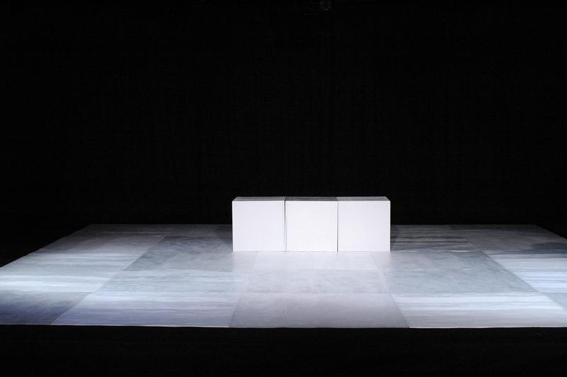 「ボクラノココロガキエタヒ」舞台写真
