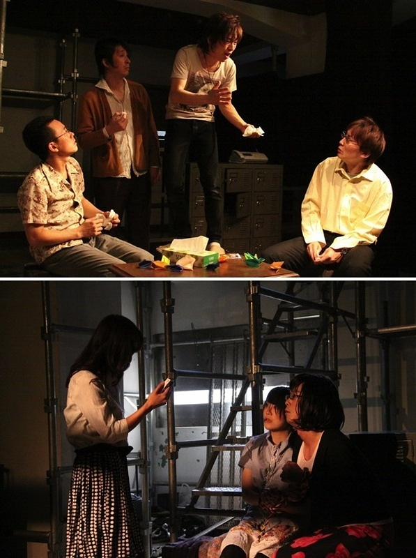 『JUMON(反転)』舞台写真