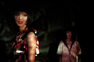 大島朋恵と紅日毬子